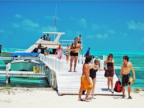 Belize Hol Chan Reserve Park Cruise Excursion Booking