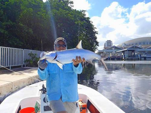 San Juan Puerto Rico inshore fishing Tour Reviews