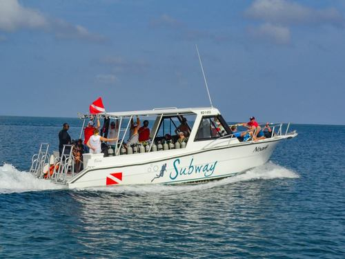 Roatan beginners dive Excursion
