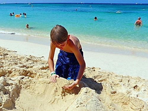 Montego Bay Jamaica 7 Mile Beach Excursion Reservations