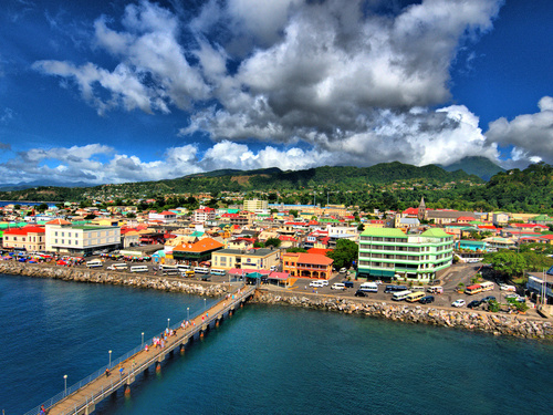 Dominica Scuba Diving Excursion Reservations