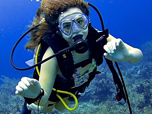 Roatan Scuba Diving Shore Excursion Booking