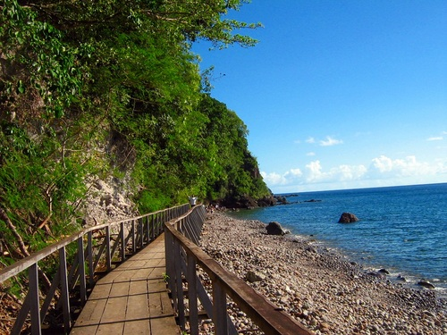 Dominica Roseau Champage Reef Tour Cost