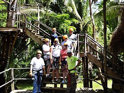Belize City zipline Cruise Excursion Reviews