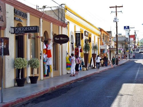 Cabo San Lucas Tourist Corridor Prices
