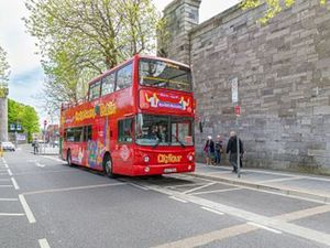 Dublin Hop On Hop Off City Sightseeing Bus Excursion