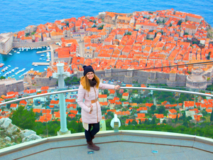Dubrovnik Cable Car and Walking Excursion