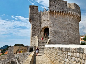 Dubrovnik Old Town and City Walls Sightseeing Excursion