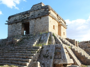 Dzibilchaltun Mayan Ruins and Merida City Combo Excursion from Progreso