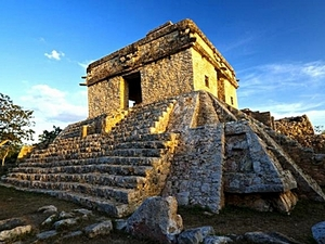 Dzibilchaltun Mayan Ruins Cruise Excursion from Progreso