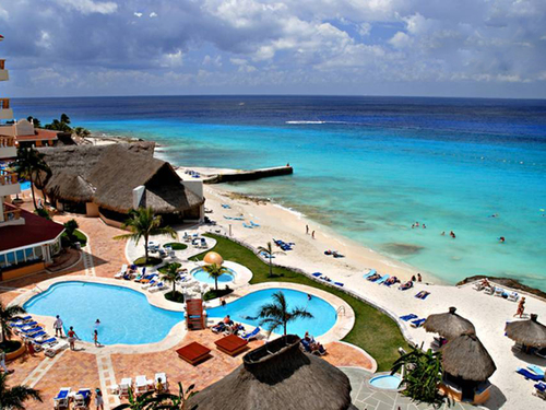 Image result for El Cozumeleno Beach Resort, Cozumel, Mexico