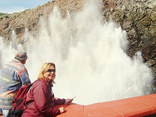 Ensenada Blowhole Cruise Excursion Booking