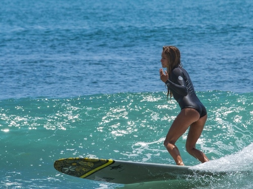 Cozumel  Mexico learn to surf Reservations