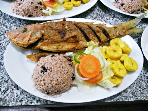 Roatan  Honduras big bight beach restaurant Shore Excursion Tickets