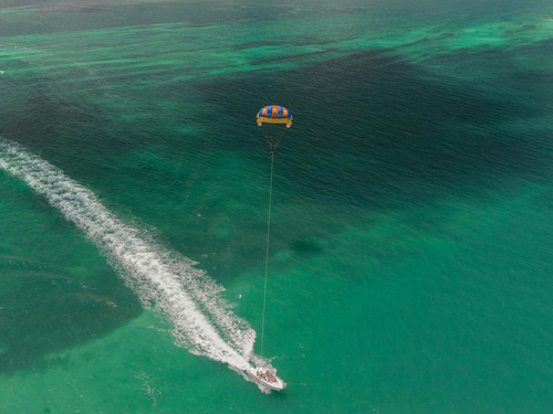 Key West  Florida / USA Parasailing Cruise Excursion Reservations