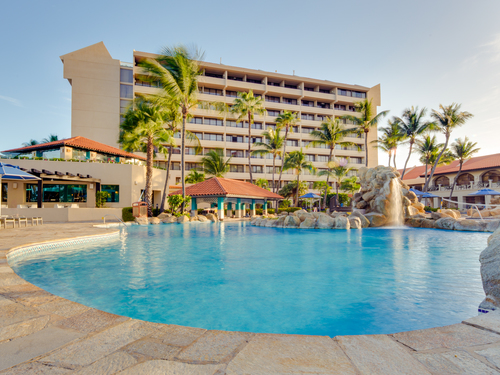 Aruba  Kingdom of the Netherlands (Oranjestad) open bar Trip