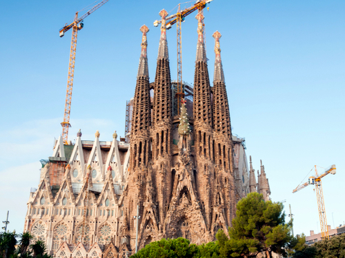 Barcelona Sagrada Familia Excursion Barcelona Excursions