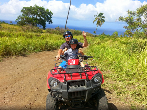 St. Kitts ATV Excursion Reviews