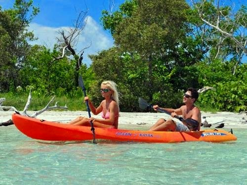 Key West mangrove Cruise Excursion Tickets