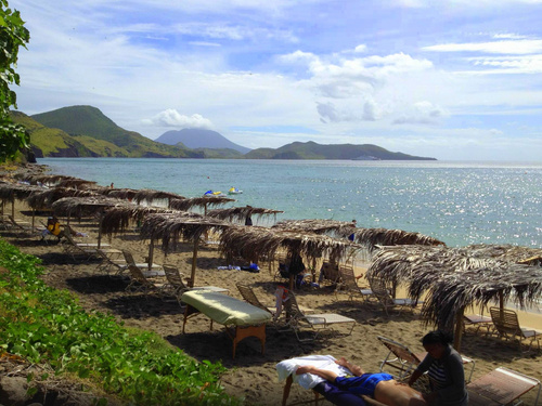 St. Kitts and Nevis ruins Cruise Excursion Tickets