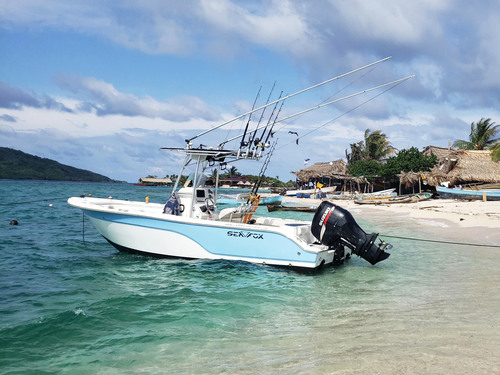 Roatan Honduras private boat Shore Excursion Reservations