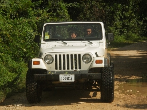 Belize Driving Tour Tickets