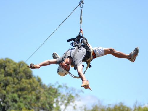 Maui Hawaii zipline Excursion Prices