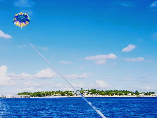 Key West parasail Tour Prices