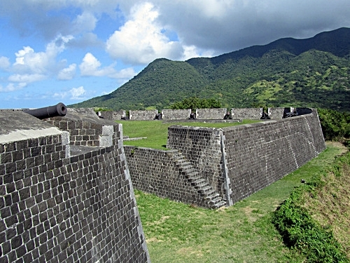 St. Kitts sightseeing and beach Cruise Excursion Tour