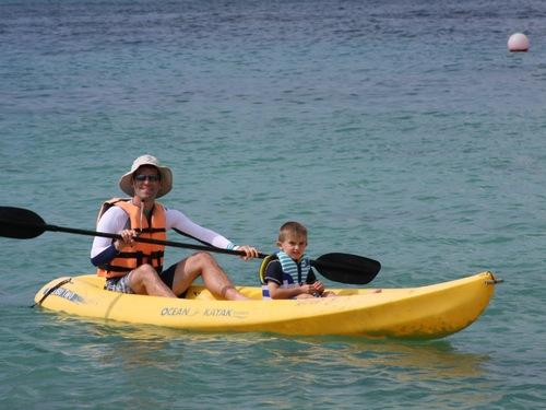 Caymans kayaking Trip Cost