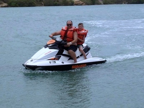 Curacao Willemstad guided jet ski Trip Reviews