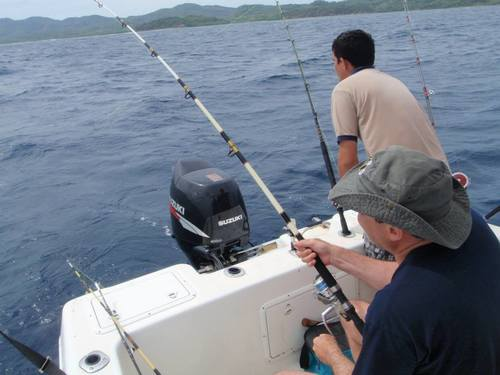 Roatan Honduras deep sea fishing Excursion Cost
