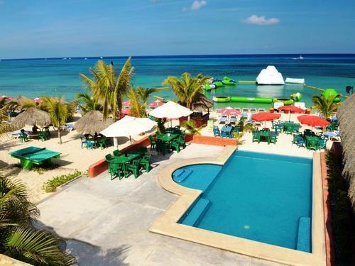Cozumel all inclusive beach resort Trip Tickets