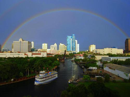 Fort Lauderdale Jungle Queen Riverboat Cruise Excursion