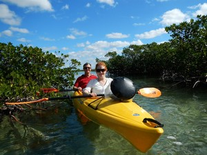 Freeport Dover Sound Eco Adventure Kayak Excursion