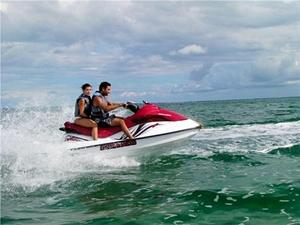 Freeport Jet Ski Rental Adventure at Lucaya Beach