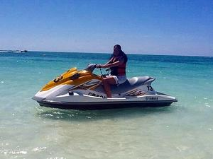 Freeport Lucaya Beach Guided Jet Ski Excursion