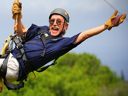 Maui Kahului zip line Cruise Excursion Reservations