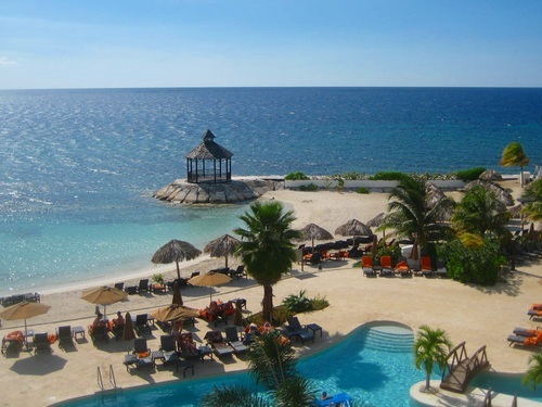 Falmouth  Jamaica Adults only resort Cruise Excursion Cost