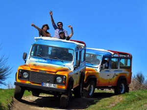 Funchal Four-in-One 4X4 Excursion
