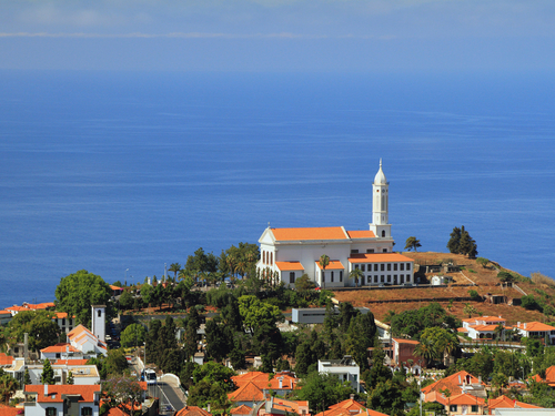 Funchal (Madeira) Cable Car Cruise Excursion Reservations