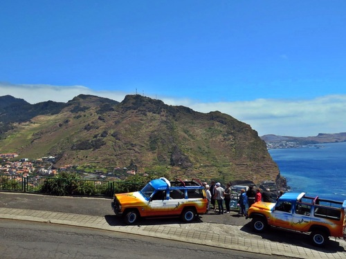 Funchal (Madeira) Portugal Cabo Girao  Shore Excursion Tickets