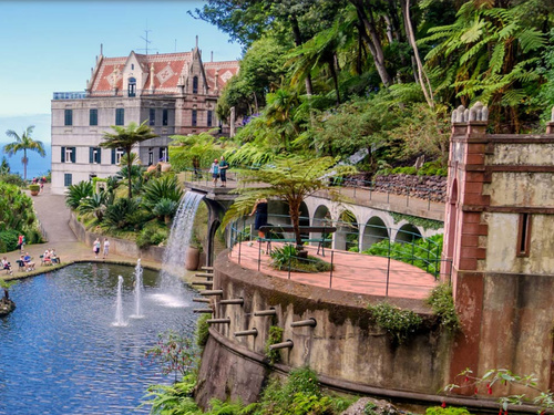 Funchal (Madeira)  Excursion Booking