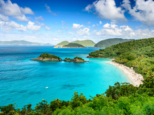 saint thomas beach Trip Reservations