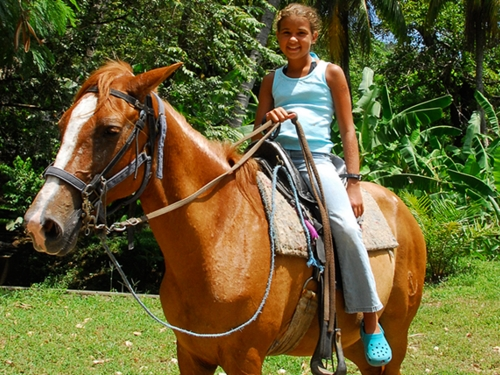 Roatan Honduras horseback riding Cruise Excursion Prices