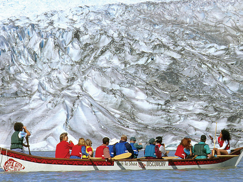 Juneau Alaska mendenhall glacier Excursion Booking