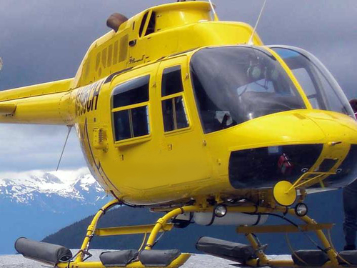 Juneau Alaska helicopter sightseeing Trip Tickets