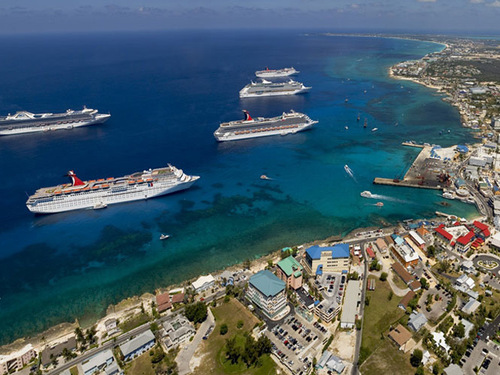 Grand Cayman 2 Tank Certified Scuba Diving Excursion