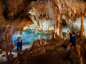 Grand Cayman Crystal Caves Excursion