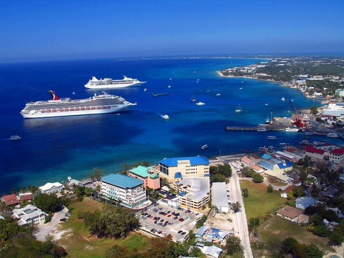 Grand Cayman kayak Shore Excursion Tickets